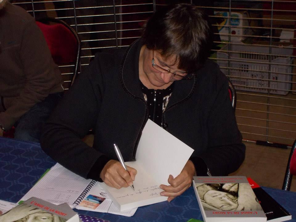 Salon du livre de Mons (B) 23 novembre 2014