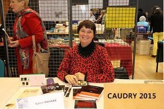 Salon du livre de Caudry 27 et 28 janvier 2015