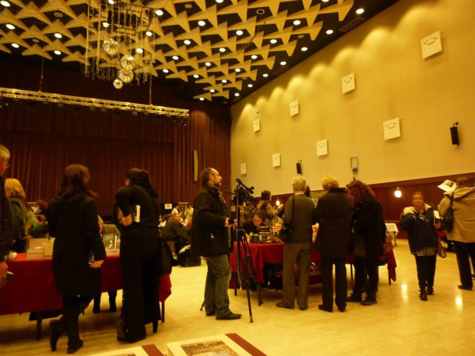 Salon du livre Hagondange février 2014