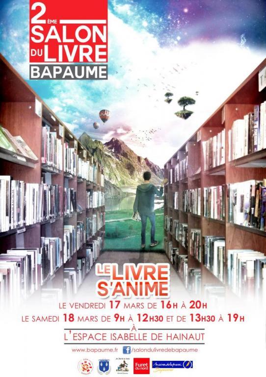 Affiche du salon de bapaume 2017