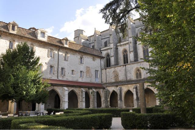 Les jardins du couvent royal