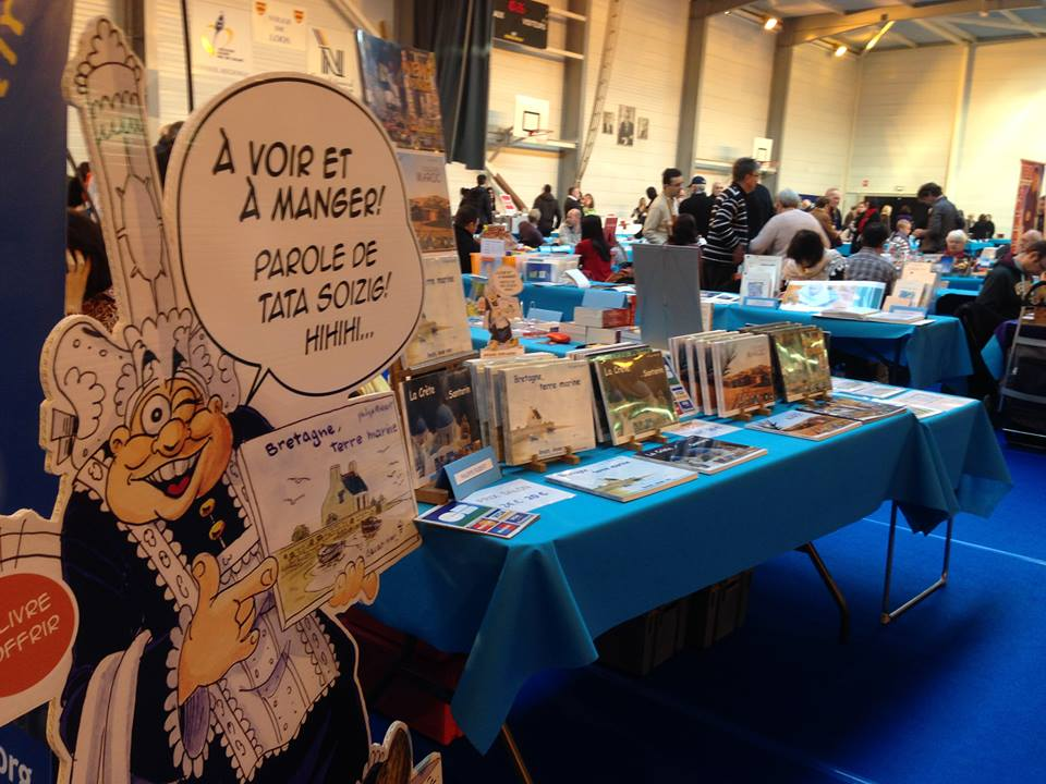 Salon du livre de Loos 28 nov 2015