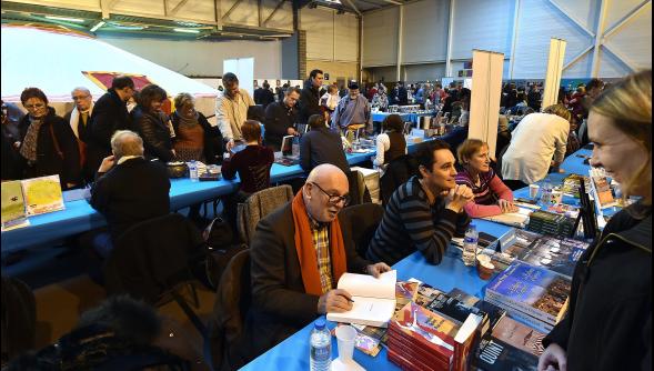 Michel Quint, auteur régional.